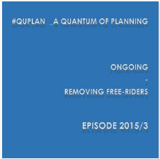 2015/3 - Ongoing- Removing free-riders